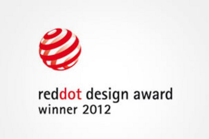 Logo des reddot design award winner 2012