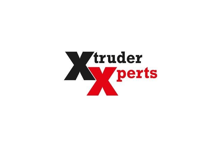 altes Logo von Extruder Experts