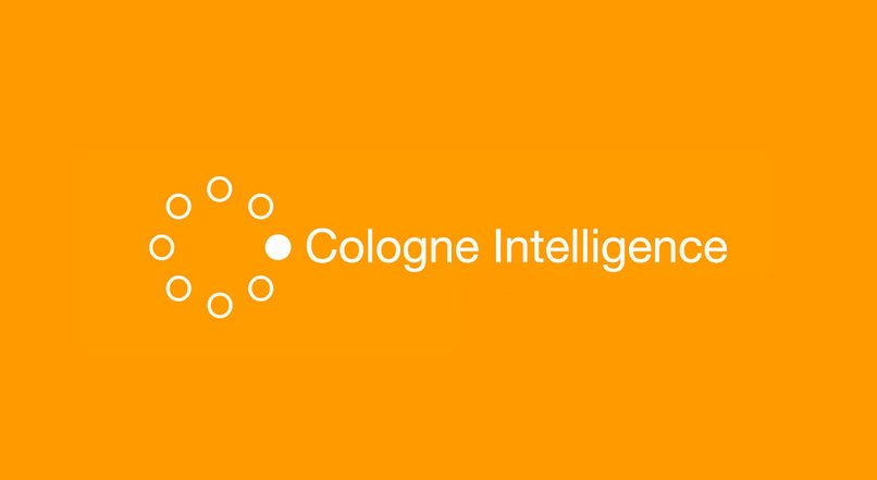Altes Logo von Cologne Intelligence
