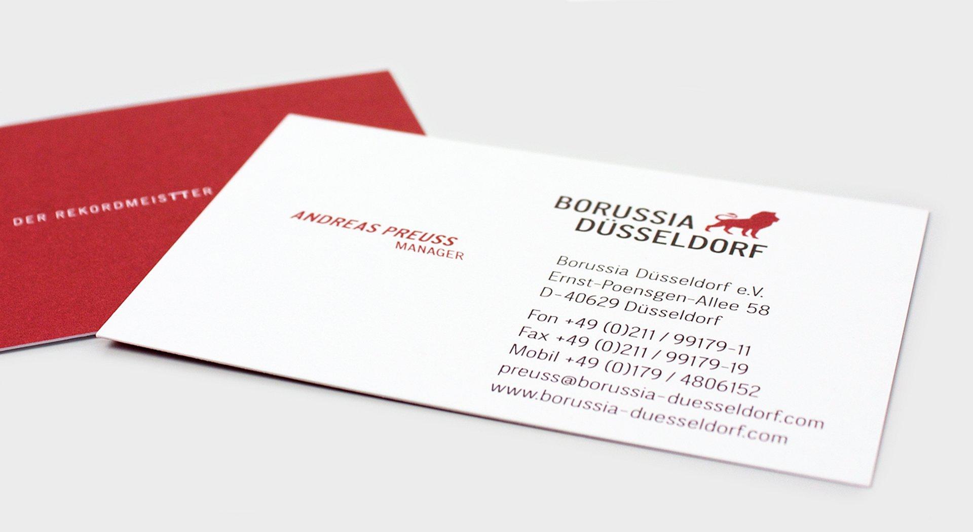 Borussia Düsseldorf Facebook