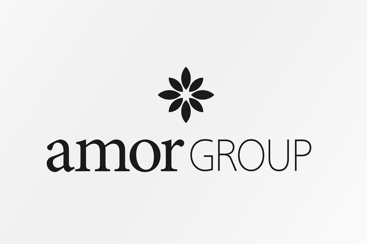 Logo der Amor Group