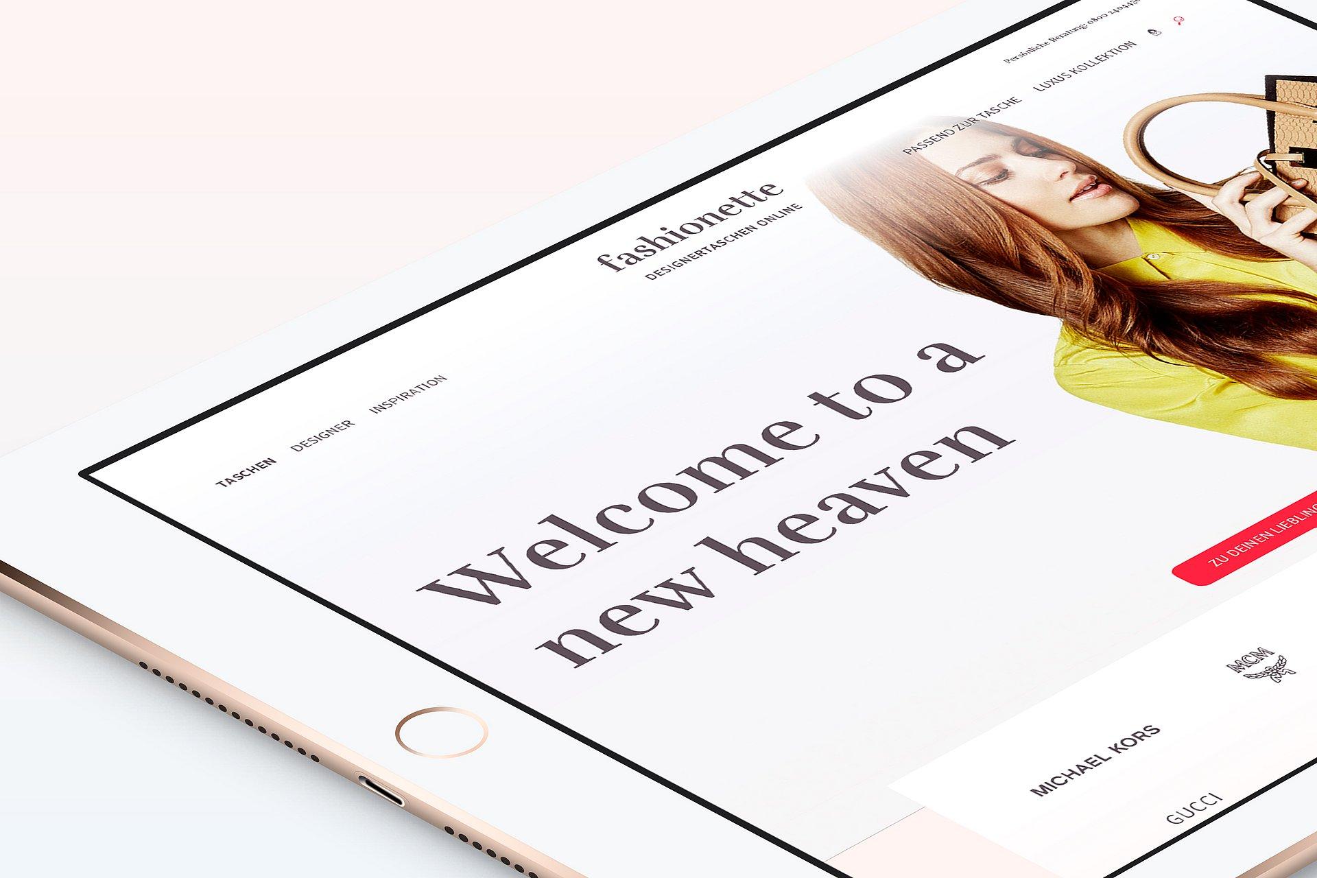 Fashionette – Onlineshop für Handtaschen aus Düsseldorf