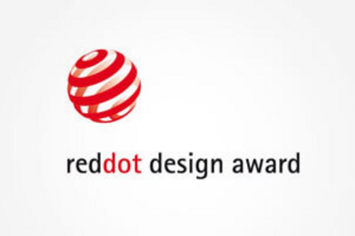 Logo des reddot design awards