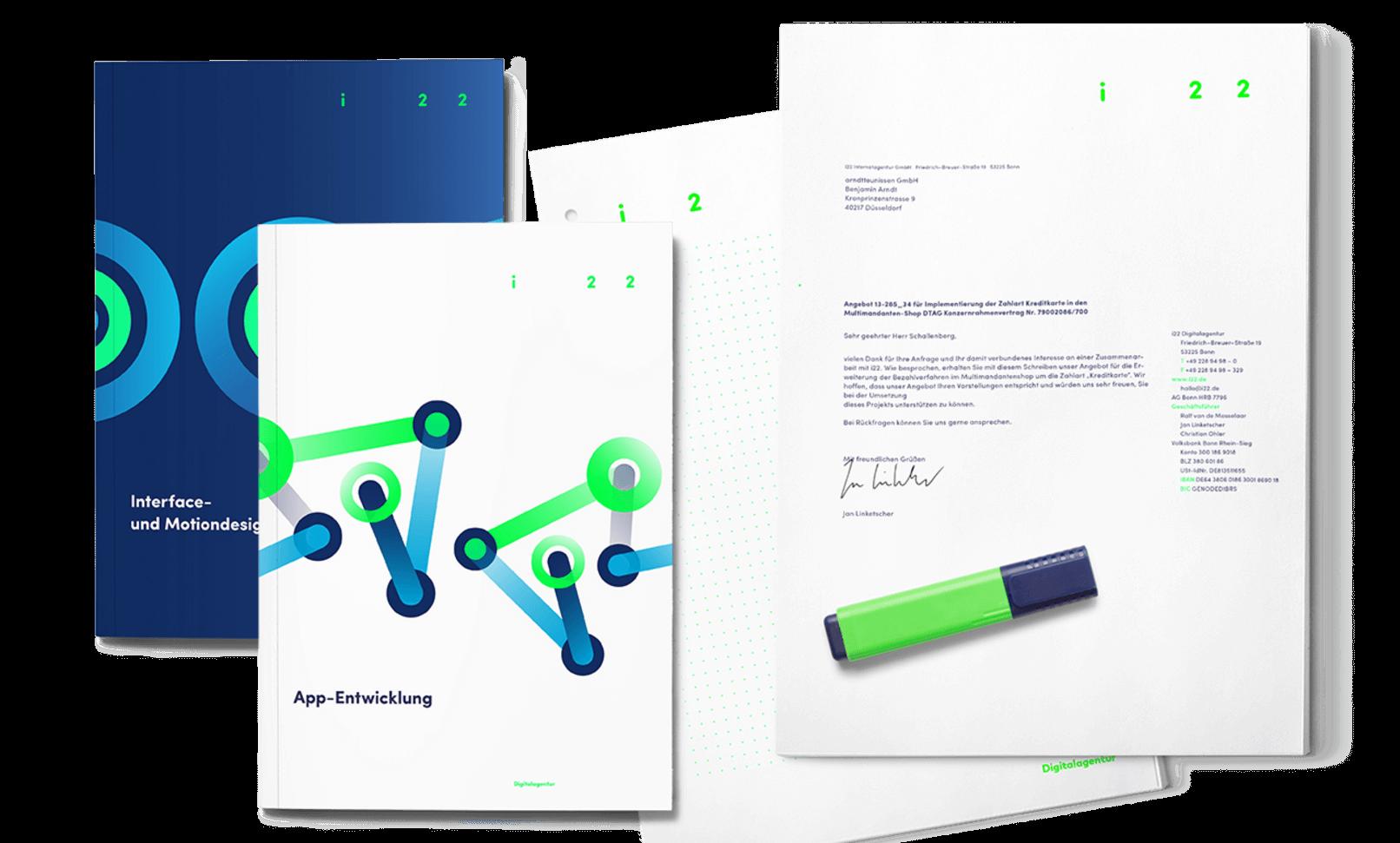 Corporate Design Entwickeln | Corporate Design Fur Kolner It Spezialisten Cologne Intelligence